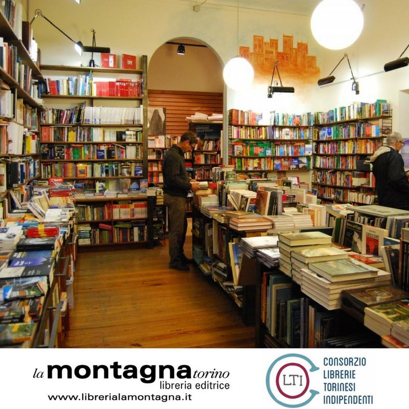 Libreria La Montagna Torino
